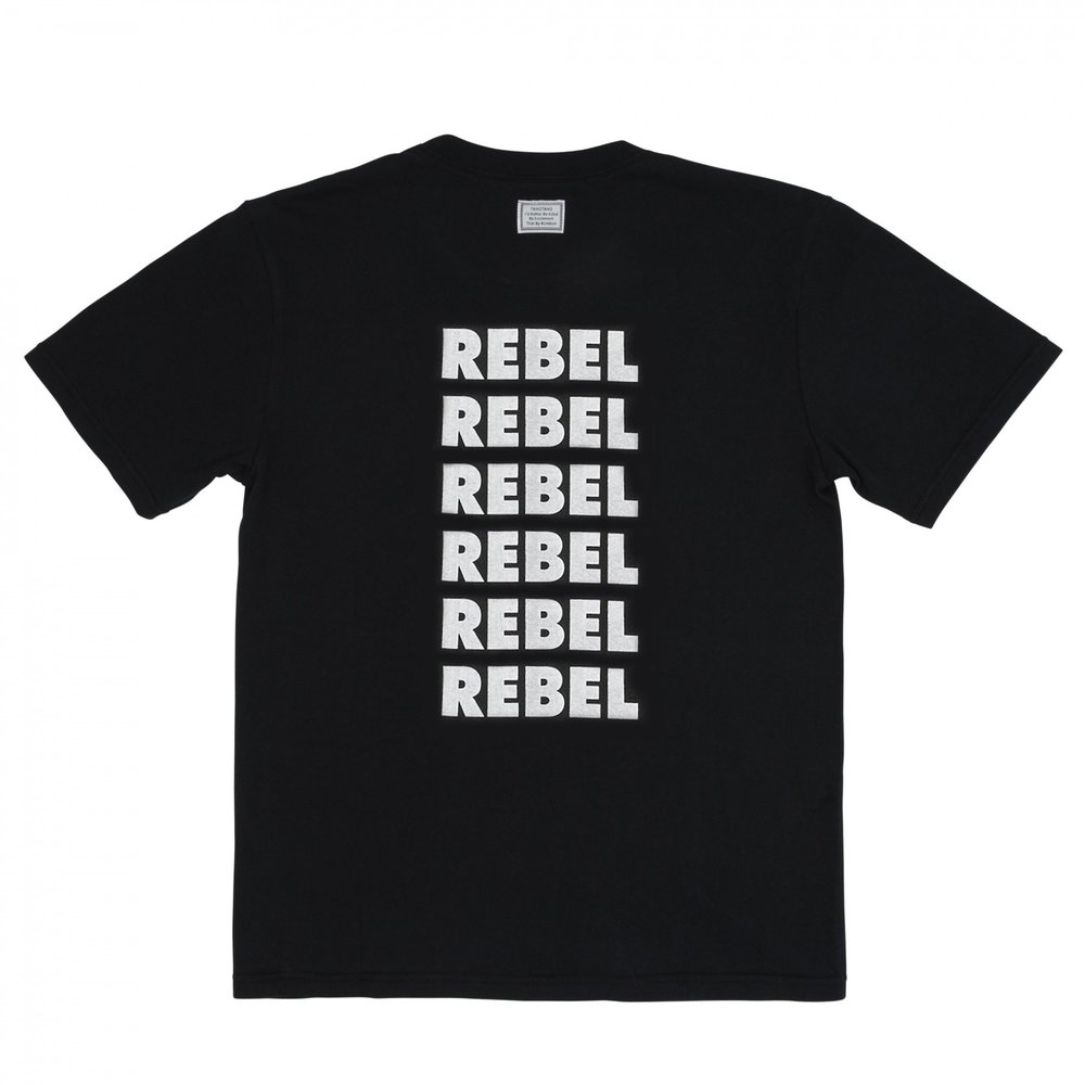 3. Ain't Rebel Tee - Brand: TangTangPrice: $80.00