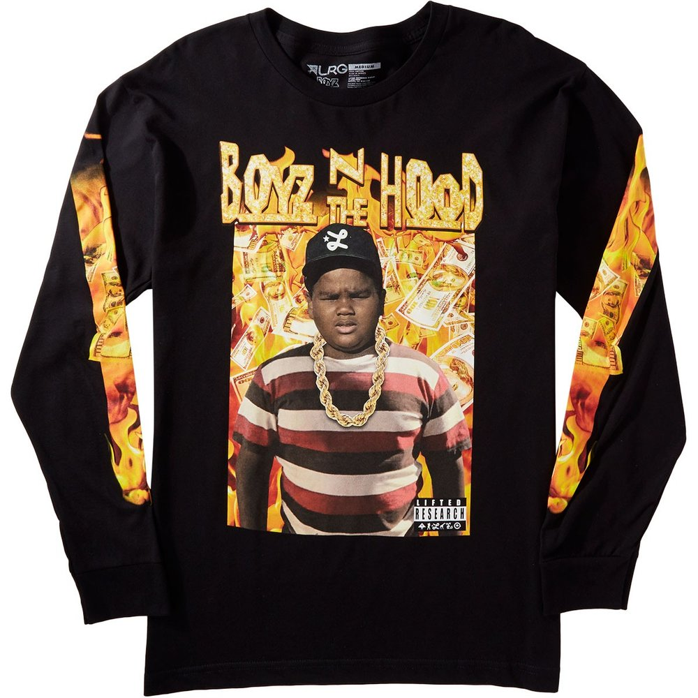 4. Boyz in the Hood Doughboy Tee - Brand: LRGPrice $31.95