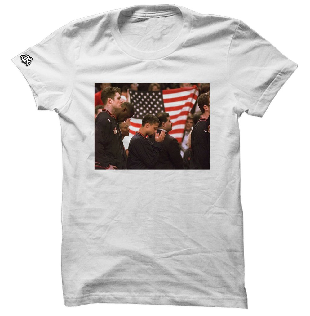 7. 1st Amendment Tee - Brand: OTL ClothingPrice: $35.00