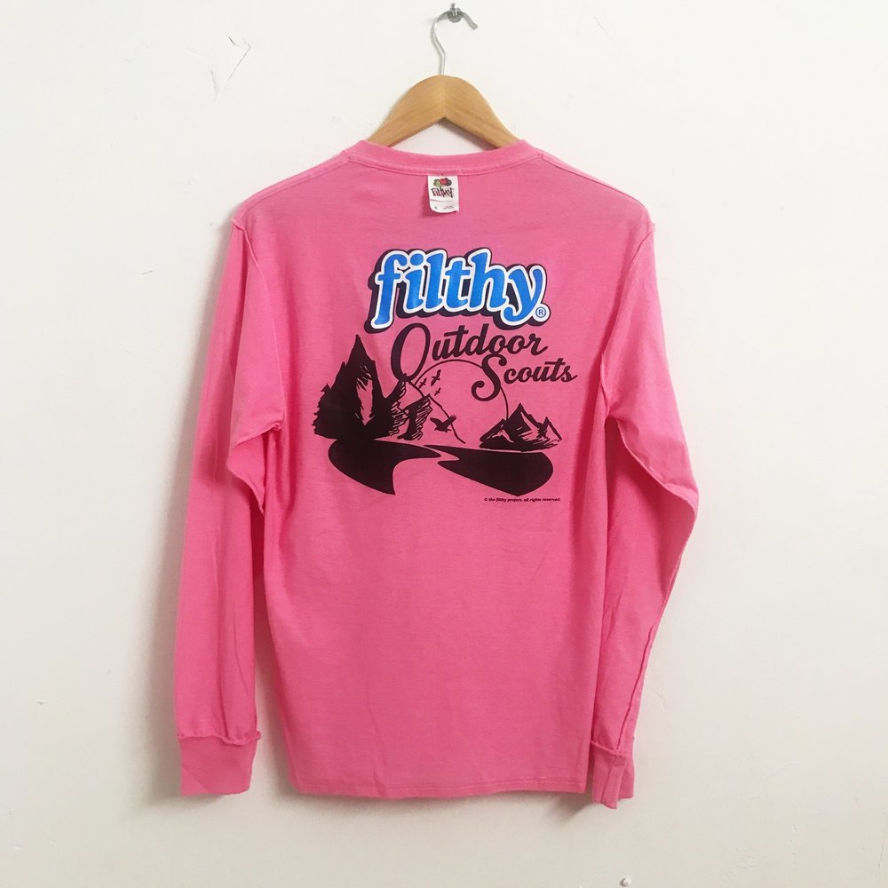 9. OS Long Sleeve Tee - Brand: FilthyPrice: $28.00