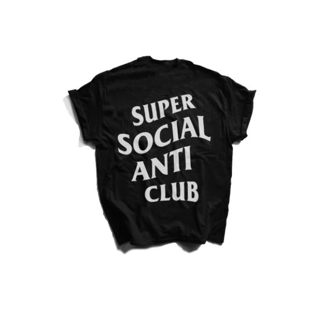 4. Super Social Tee - Brand: Your Club SucksPrice: $38.00