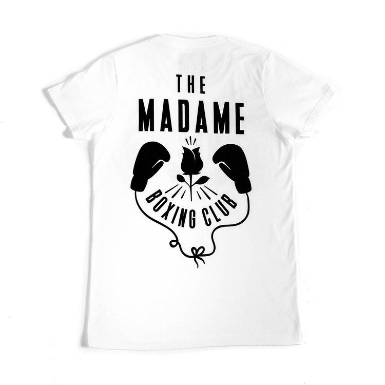3. Madame Boxing Club Tee - Brand: Sir & MadamePrice: $40.00