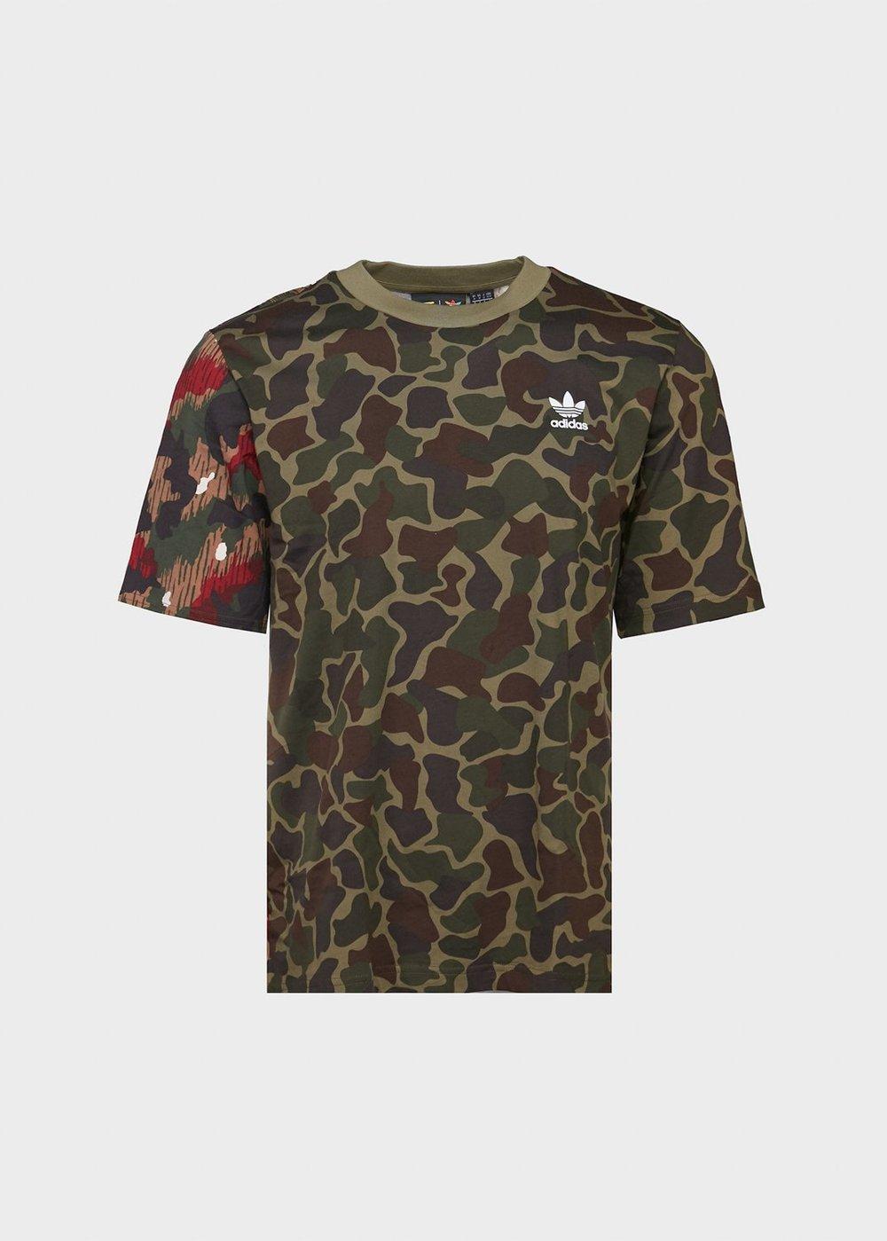 4. Pharrell Williams HU Hiking Tee - Brand: AdidasPrice: $50.00