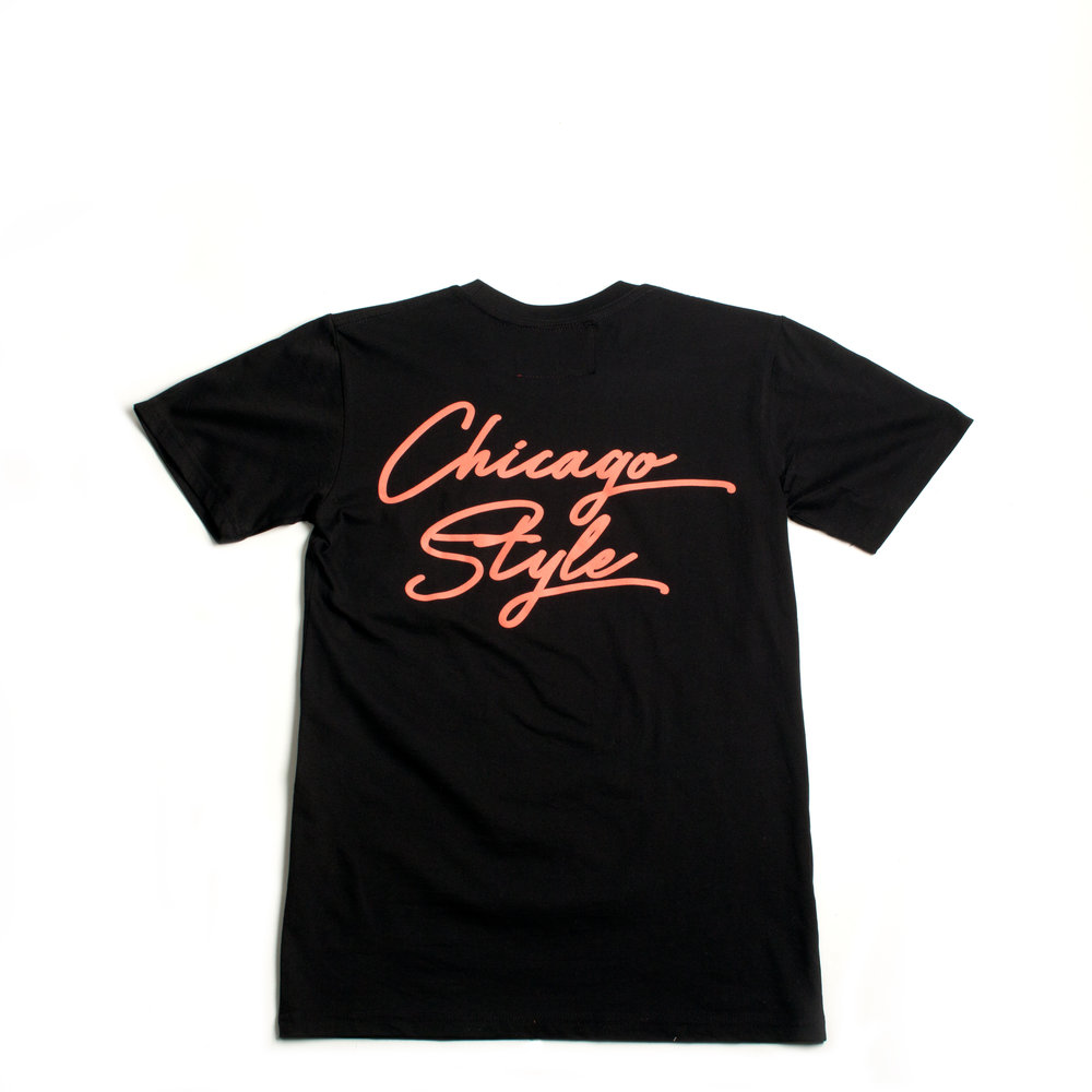 6. Chicago Style Tee - Brand: VITAPrice: $45.00