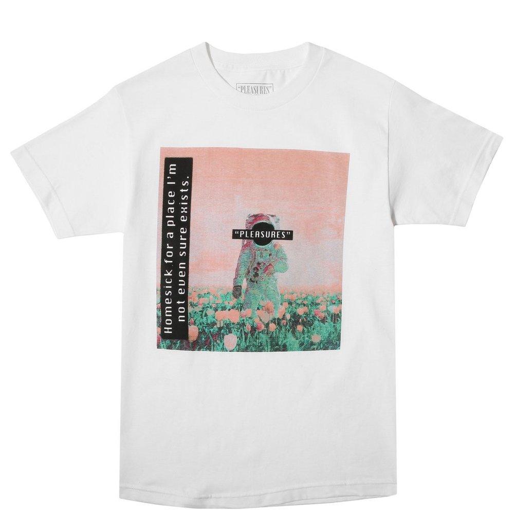 10. Homesick Tee - Brand: PleasuresPrice: $36.00