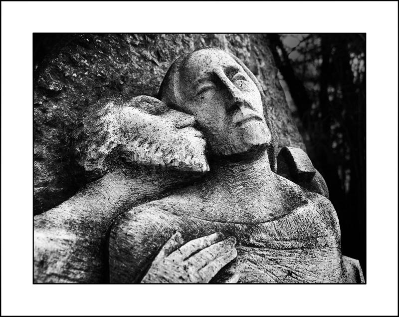 Kiss of Judas, in the Sanctuario di Lourdes Navegal (Navegal, Italy)