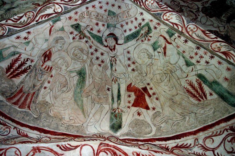 Crucifixion, in Navarr Helev (Denmark)