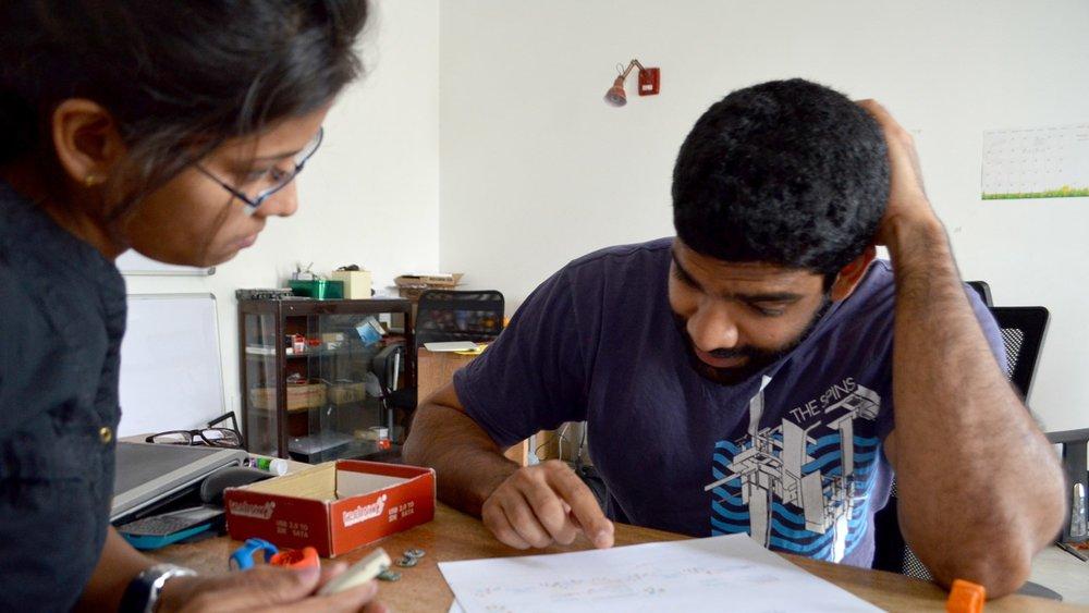 Ratul Narain and his baby-saving thermometer