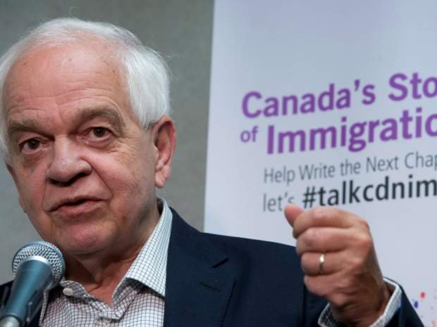'We need new blood': Despite major economic downtown, Albertans want more immigration, McCallum says