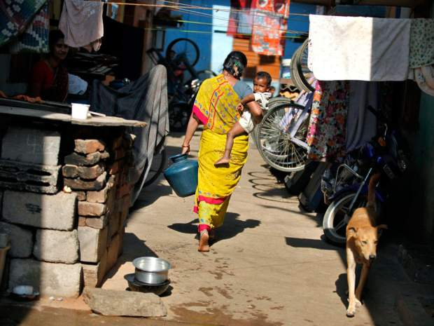 A country where being sterilized — in unsafe conditions — can earn a woman $11.59, if she survives