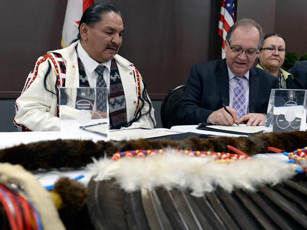 Saskatchewan band becomes first of First Nations to take full control of natural resource royalties