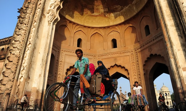 'I finally own something': wives of Indian rickshaw drivers steer the finances