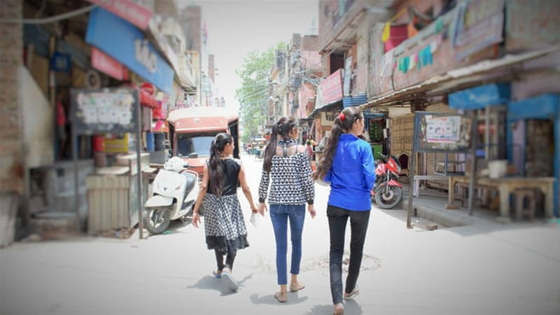 How young women in Delhi are fighting street harassment