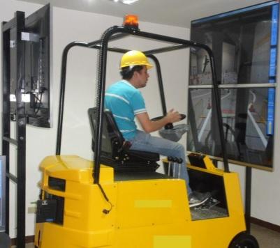 Full Cab Similator Training
