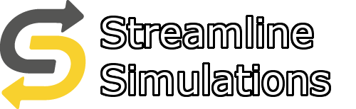 Streamline Simulations logo.