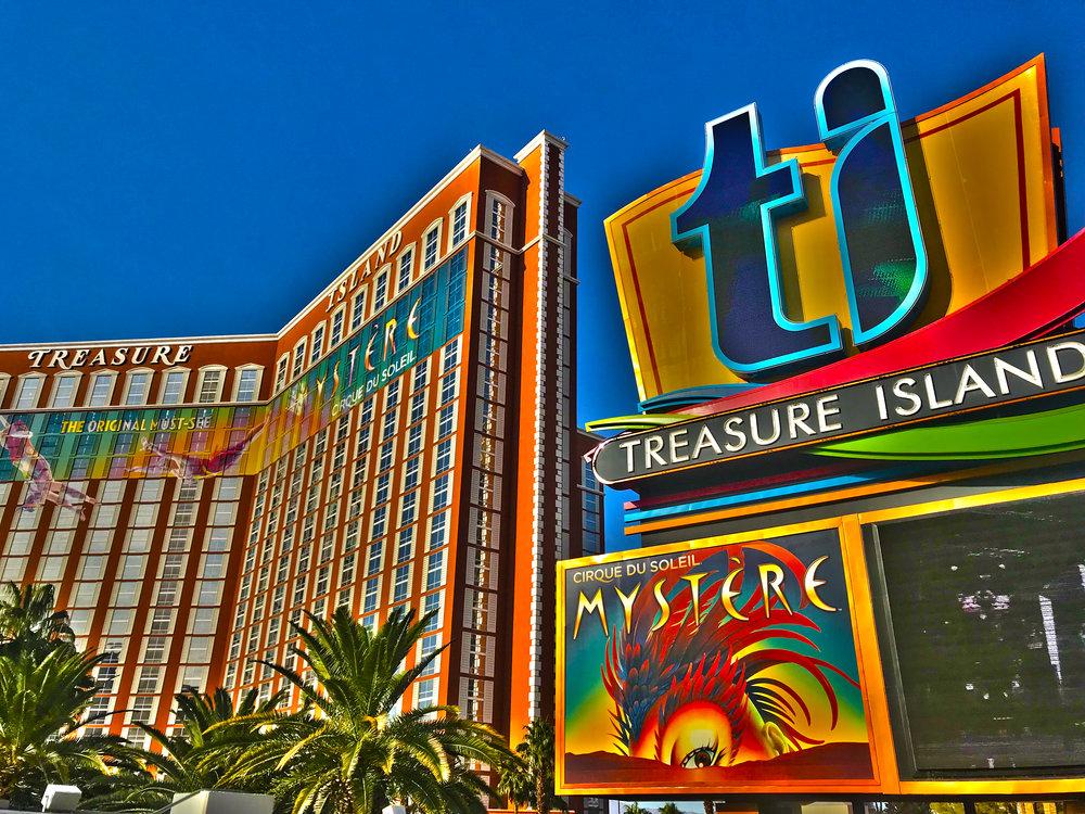 Treasure Island -