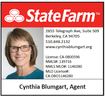 Cynthia Blumgart and State Farm -