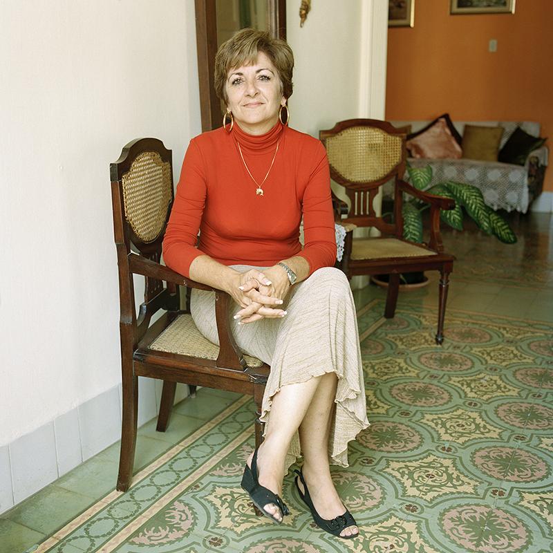 Isabel, 2012