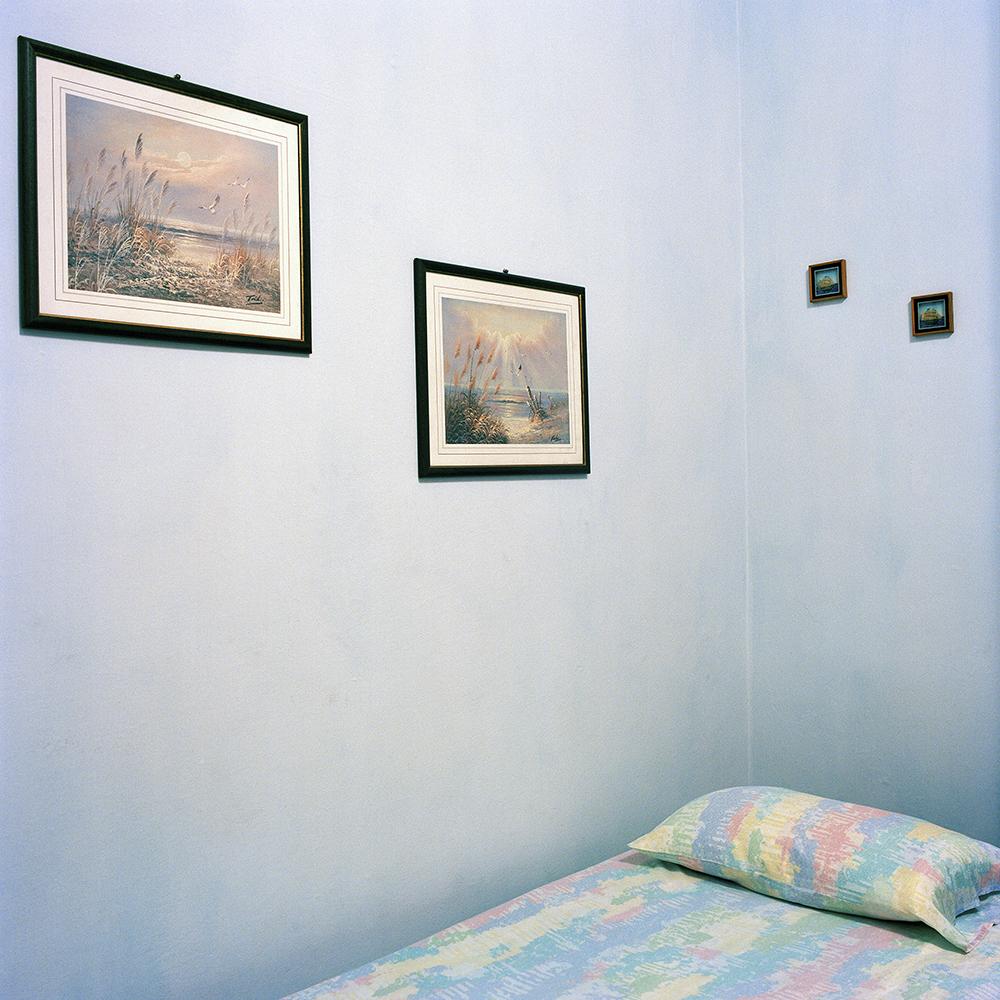 Marta's blue room, 2012