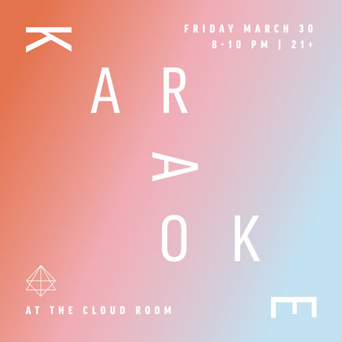 Cloudroom_Karaoke