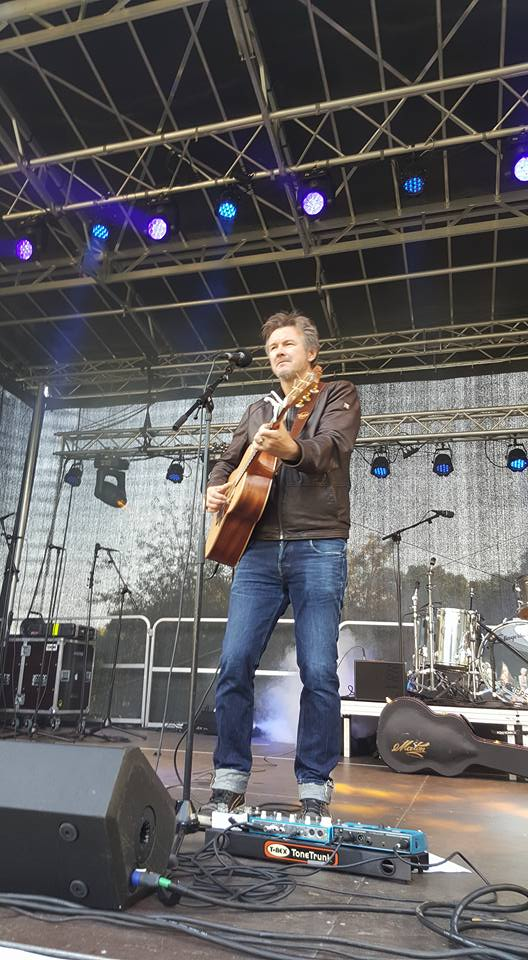 Edsvik Musik Festival main stage