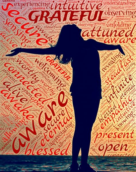 Red Thread Gratitude Circle ~On New Moon Mondays ~with Katy Morse (TBA) - An Invitation to join a circle of womendedicated to embracing Life with appreciation.