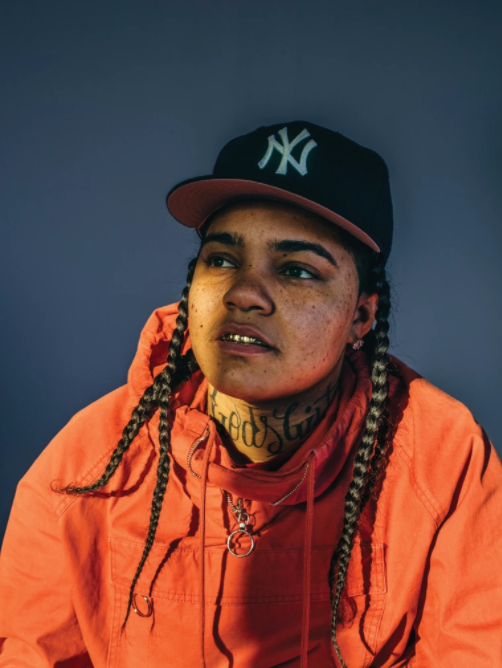 YOUNG M.A - BEST NEW ARTIST