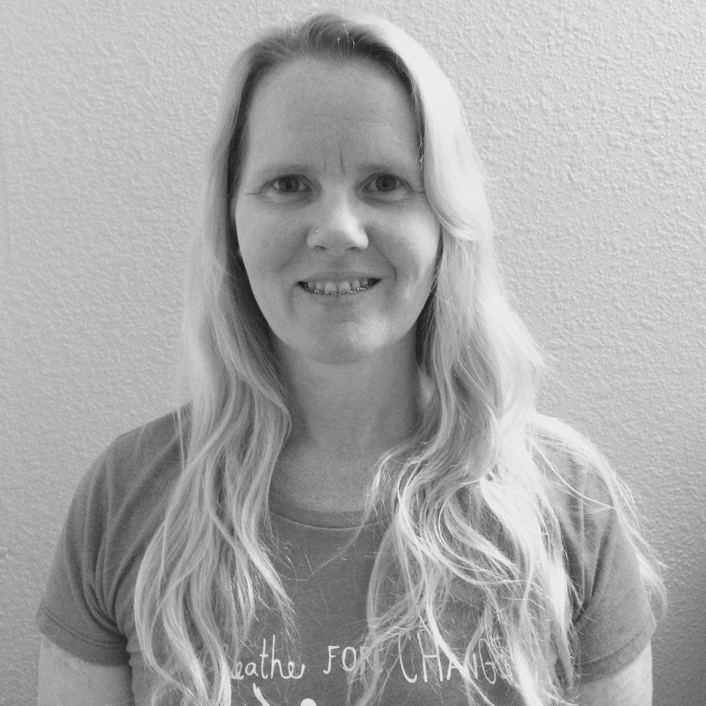 Jessica Steffens Vixen of Vipassana |Trainer