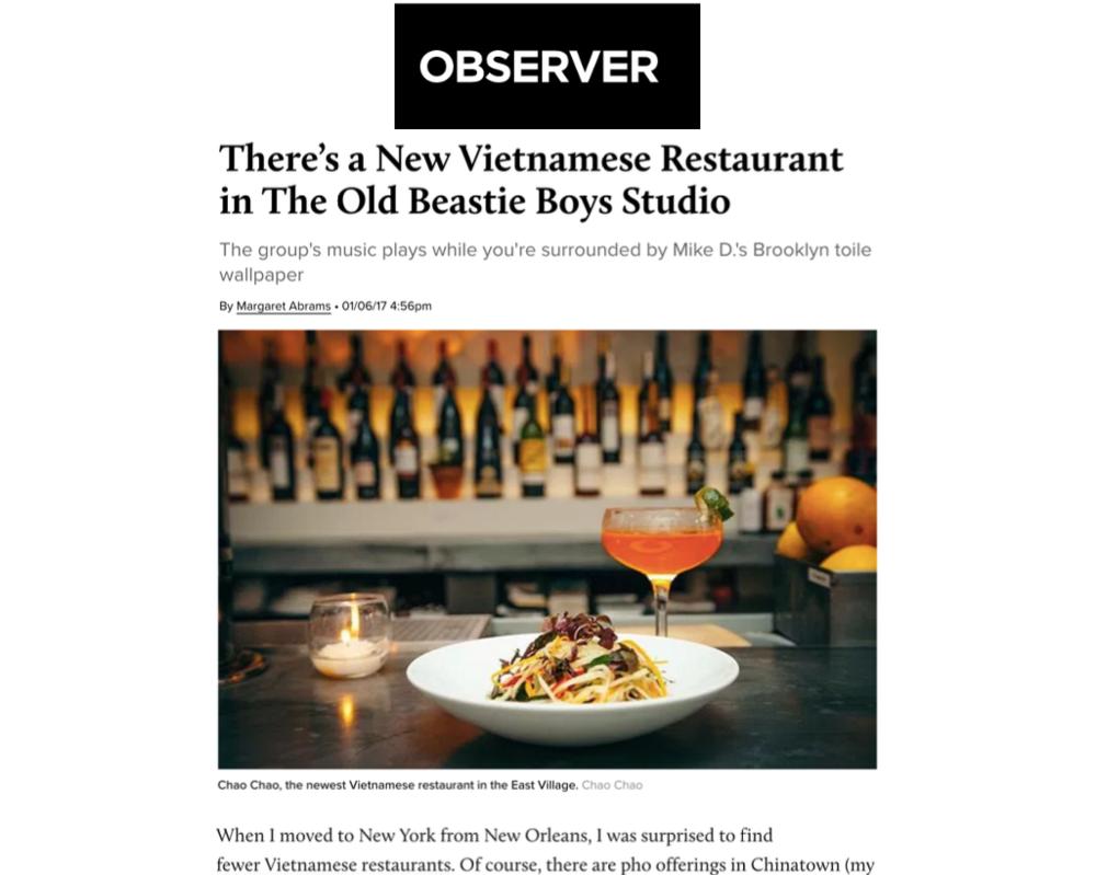 Observer Online