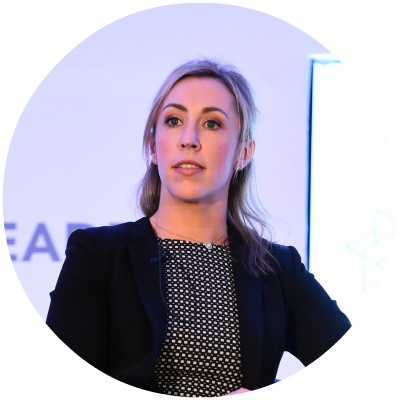 Margot Harley | Golf Business Forum 2018