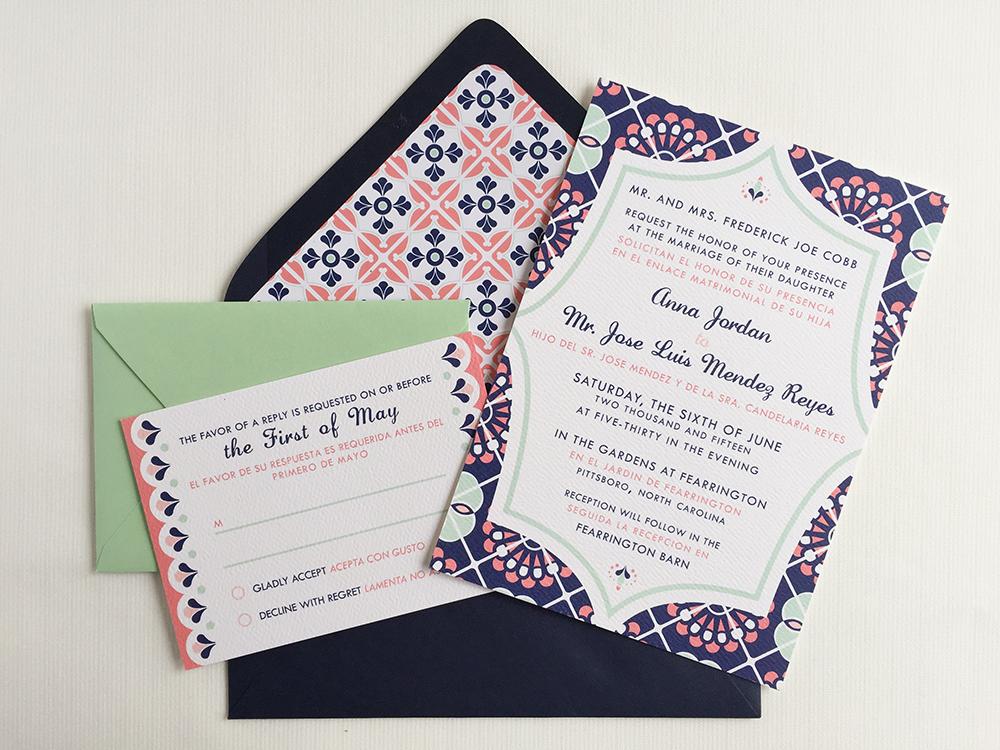 CUSTOM INVITATIONS - wedding • anniversary • birthdays