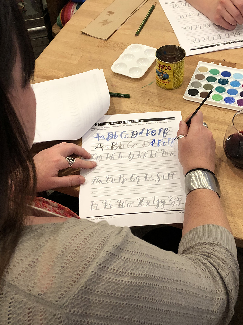Creating Your Milagros Y Promesas Art—A Workshop // Curiosities Allowed // Creative blog of Lizelly Meza