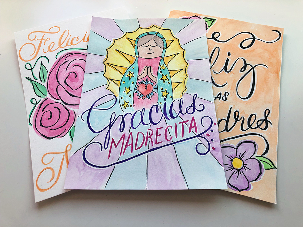 Creating Your Gratitude & Appreciation Art—A Workshop // Curiosities Allowed // Creative blog of Lizelly Meza