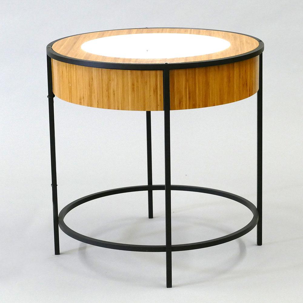 Caramel Bamboo Veneer / Matching Ring