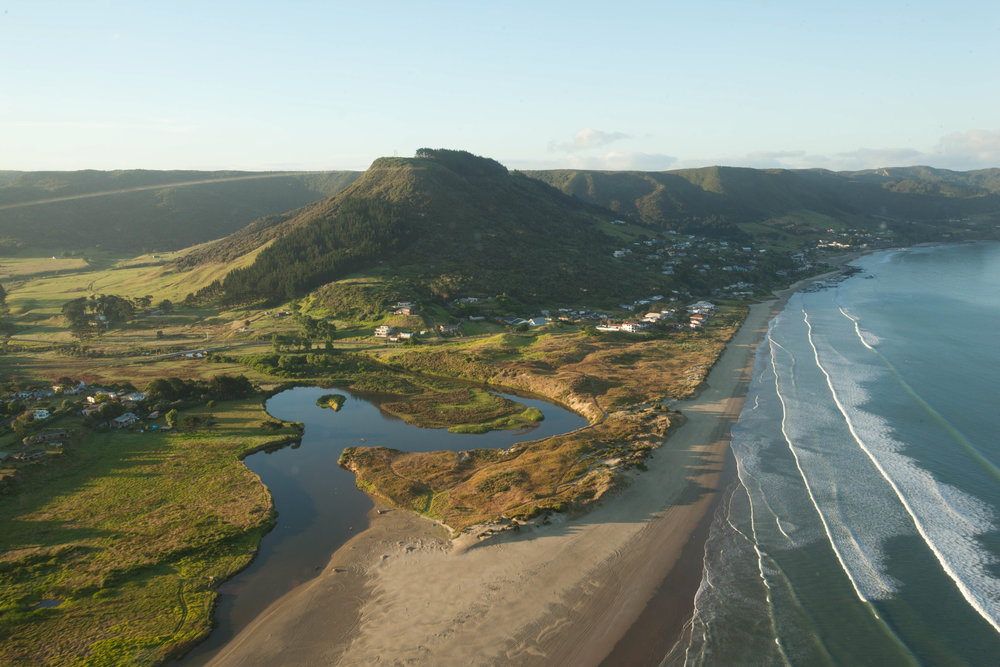 Ahipara - the gateway to 90 Mile Beach