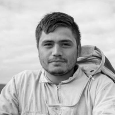 GEORGE MURRAY - Beekeeper and Team Leader