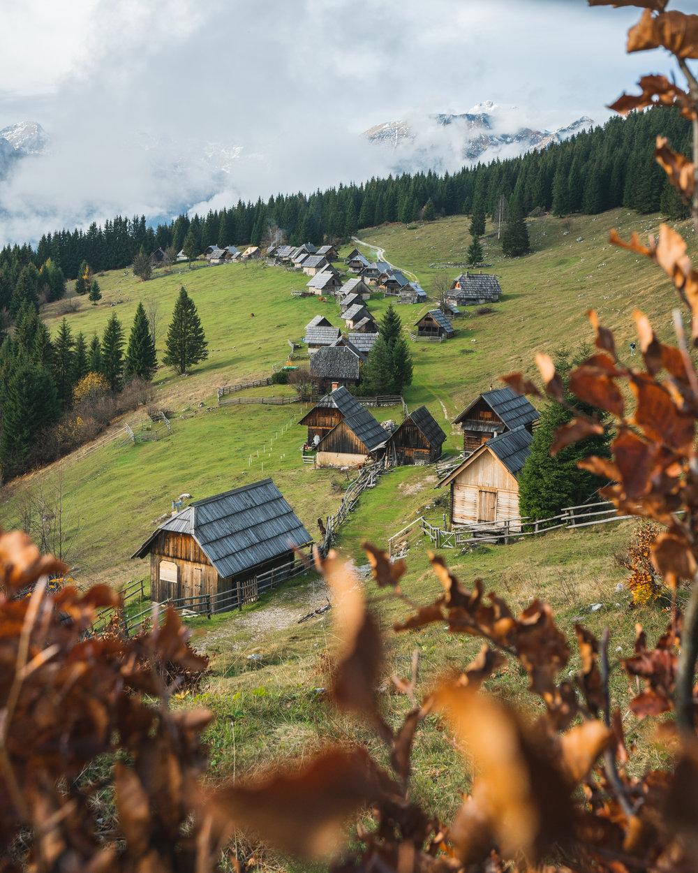 Slovenia & Czech -