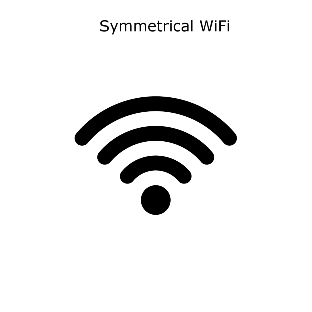 Symmetrical WiFi