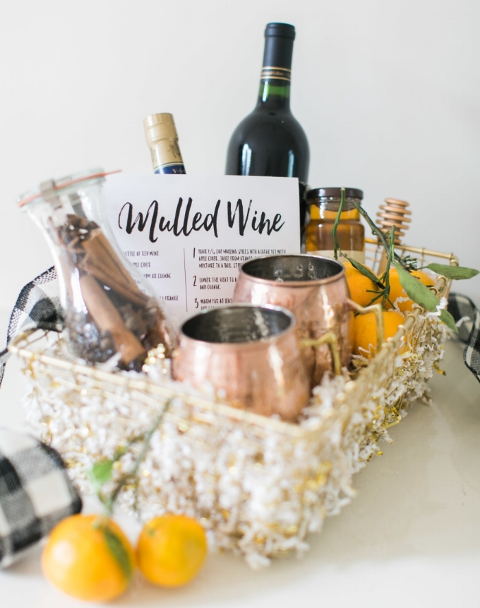 Style Me Pretty's Homemade Mulled Wine Kit