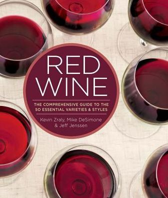 'Red Wine' Coffee Table Book, $20 at Barnes and Noble