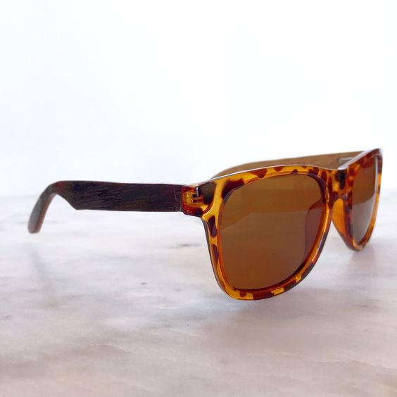 Wine Barrel Sunglasses, $50 @ Olive & Poppy