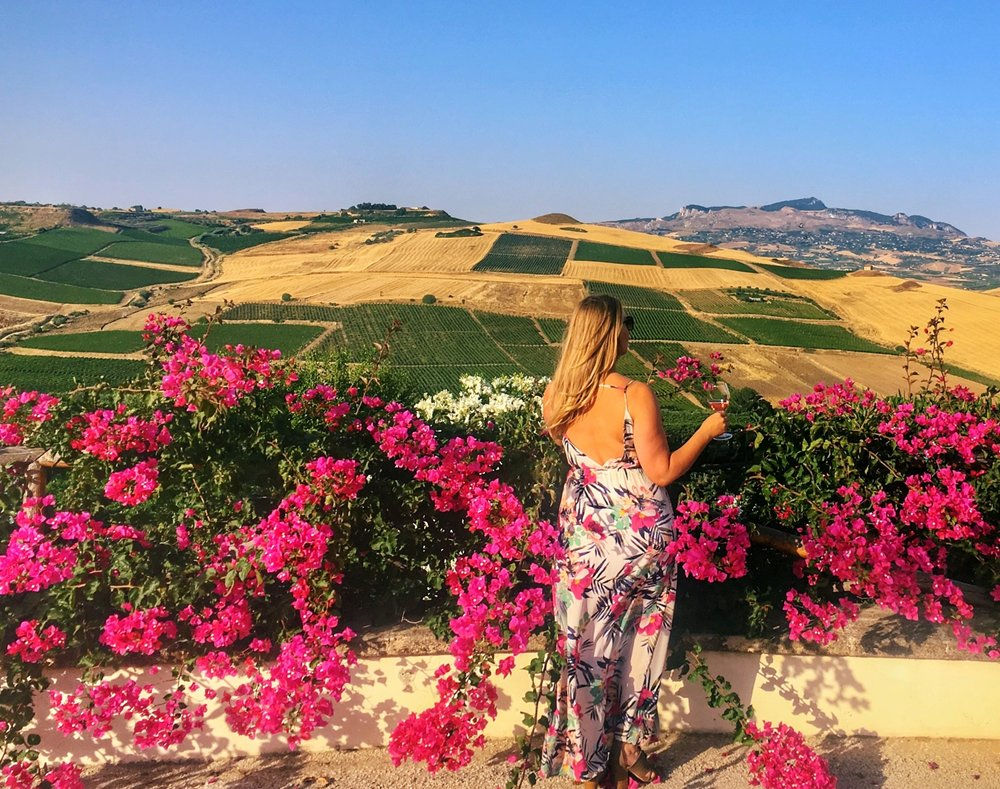 Rosé wine in Sicily was one of sommelier Sarah Tracey's Top 10 Wine Moments of 2017
