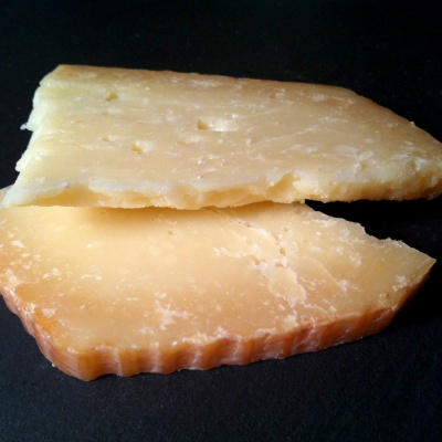 Podda Classico, a hard sheep's milk cheese from Sardinia