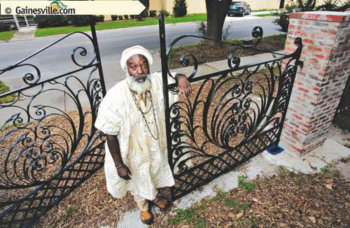 Yaw and the Dreamers Gate I helped him build.