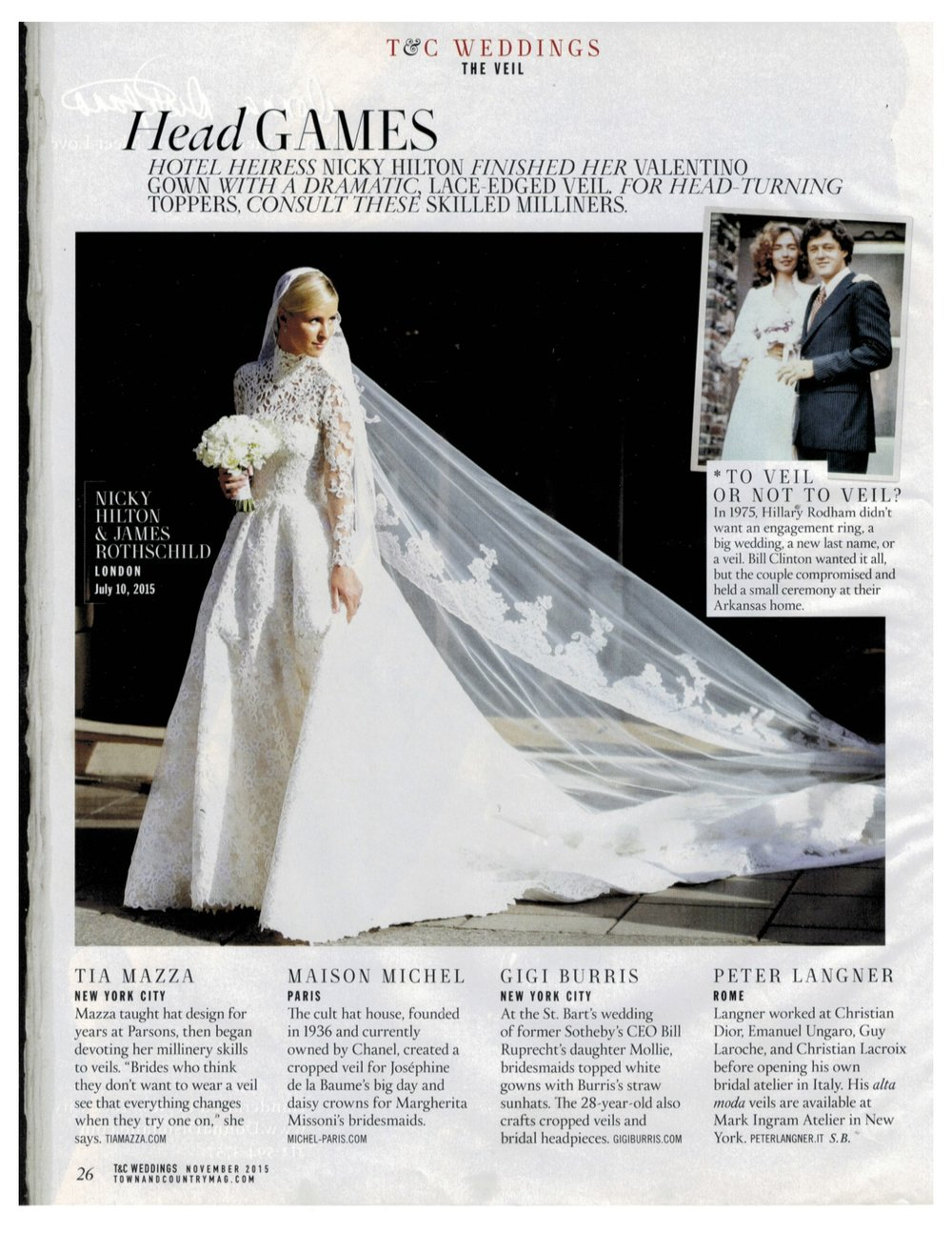 Town & Country Weddings | Oct. 2016