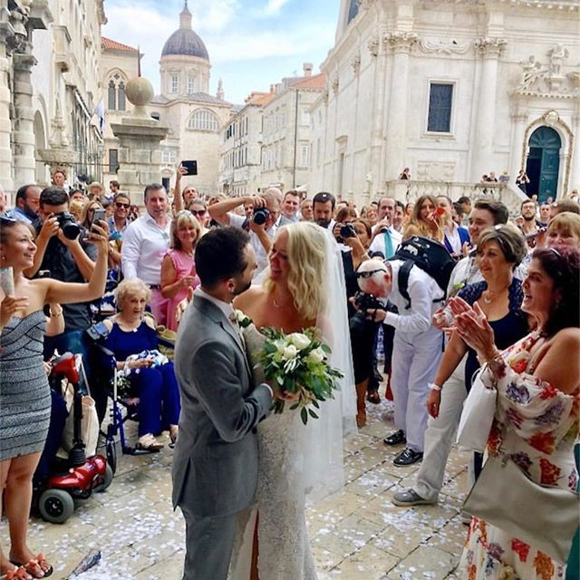 Wedding vibes. #ido_brovnik #myheartbeatsinthesestreets #christineanderic #croatiacats