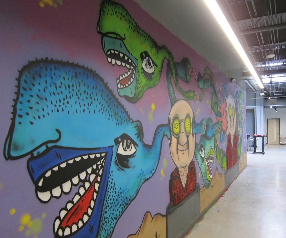 C3 Offices, Austin, 2016