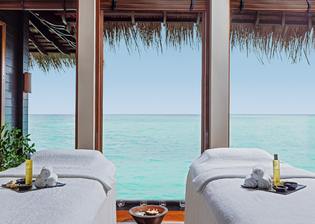 One And Only Reethi Rah Spa