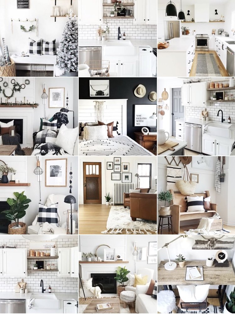 My top 5 favorite Instagram accounts I follow for home inspiration