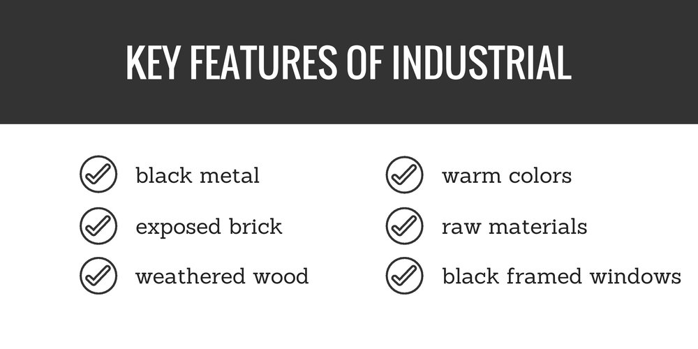 key features of industrial